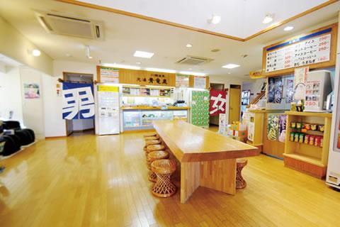 青竜泉 ロビー(1階)